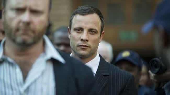 Oscar Pistorius is listed (or ranked) 4 on the list The All-Time Most Surprising Acquittals