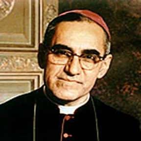 Óscar Romero is listed (or ranked) 9 on the list Famous People Who Died in El Salvador