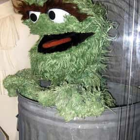 Oscar the Grouch is listed (or ranked) 3 on the list The Most Beloved Grumps in TV History