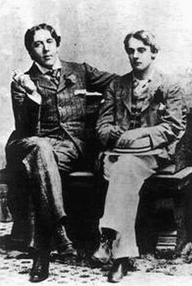 Oscar Wilde is listed (or ranked) 4 on the list Famous Gay Men Who Were Once Married To Women
