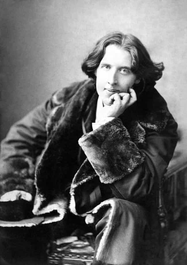 Oscar Wilde is listed (or ranked) 3 on the list Famous Male Pacifists