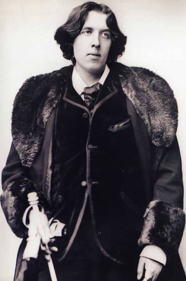 Oscar Wilde is listed (or ranked) 4 on the list The Top Celebrity Fashion Icons of All Time