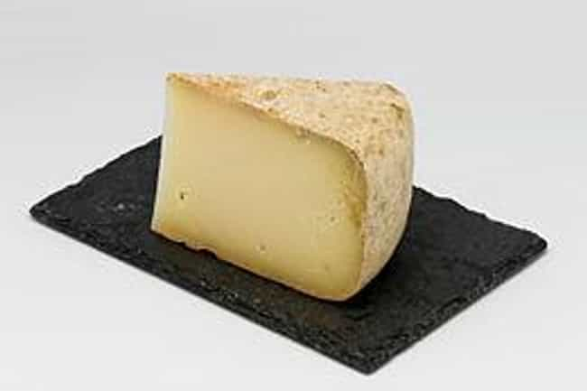 Ossau-Iraty is listed (or ranked) 5 on the list The Best Cheeses of France