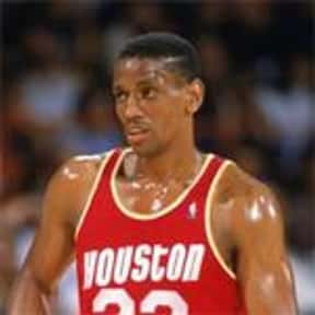 Otis Thorpe is listed (or ranked) 19 on the list The Best Houston Rockets of All Time
