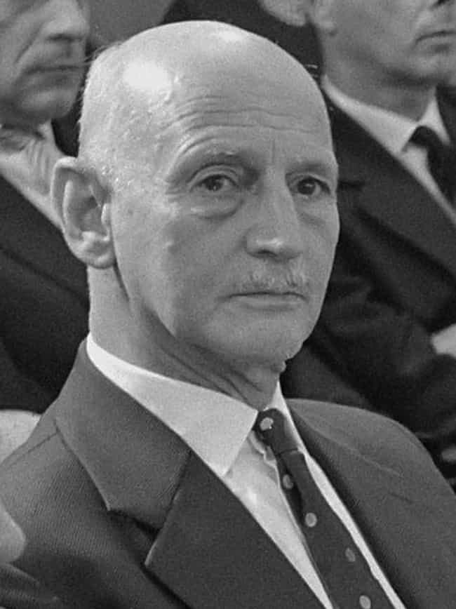 Otto Frank is listed (or ranked) 2 on the list 14 Fascinating Things Most People Don't Know About Anne Frank's Family