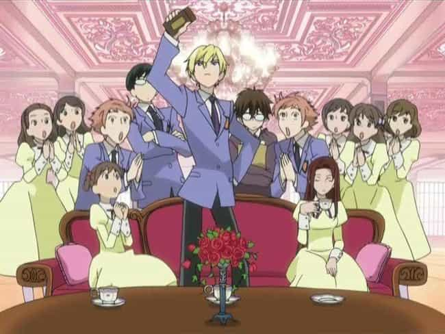 Ouran High School Host C... is listed (or ranked) 2 on the list The Best Slice Of Life Anime On Netflix