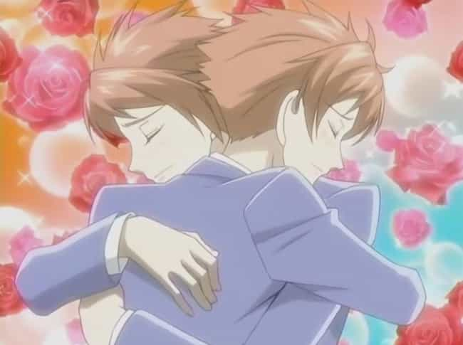Ouran High School Host Club is listed (or ranked) 4 on the list The 16 Greatest Manservice Anime Series