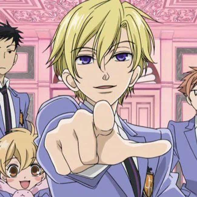 Ouran High School Host C... is listed (or ranked) 2 on the list The Best Anime Like Fruits Basket