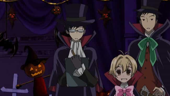 Ouran High School Host Club is listed (or ranked) 1 on the list 12 Anime Episodes About Halloween To Get You Feeling Spooky
