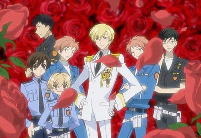 Ouran High School Host Club is listed (or ranked) 4 on the list The 14 Best Comedy Romance Anime