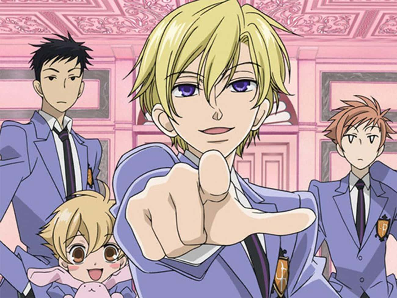 Ouran High School Host Club is listed (or ranked) 4 on the list The Best Anime Like 'Howl's Moving Castle'