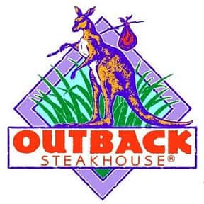 Outback Steakhouse is listed (or ranked) 2 on the list The Best Bar & Grill Restaurant Chains