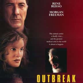 Outbreak is listed (or ranked) 17 on the list The Best Morgan Freeman Movies