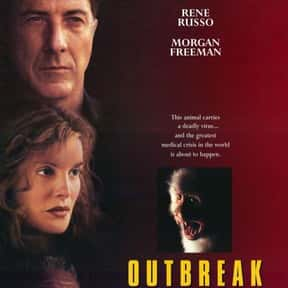 Outbreak is listed (or ranked) 4 on the list The Greatest Disaster Movies of All Time