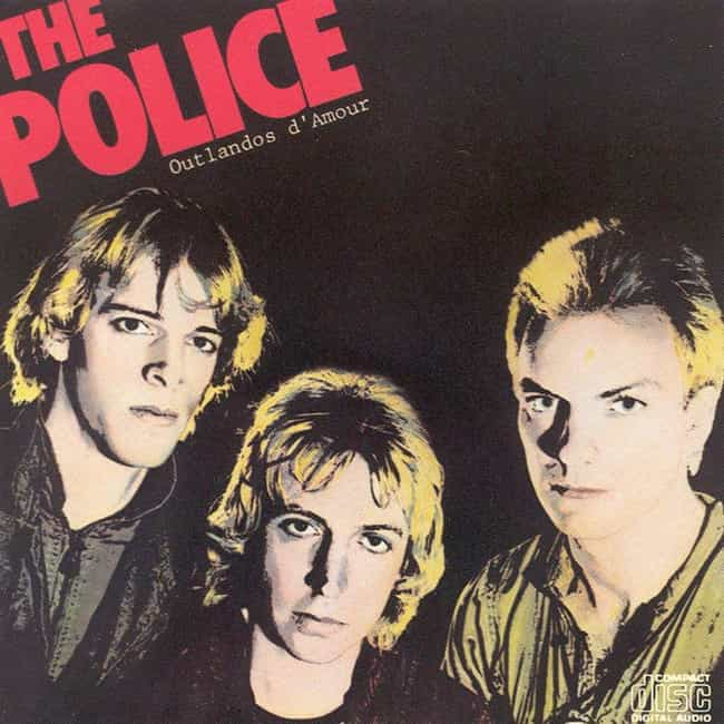 Outlandos d'Amour is listed (or ranked) 3 on the list The Best Police Albums of All Time