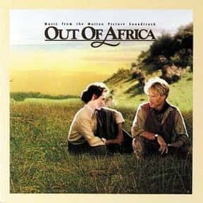 Out of Africa is listed (or ranked) 23 on the list Every Oscar Winning Film Ever