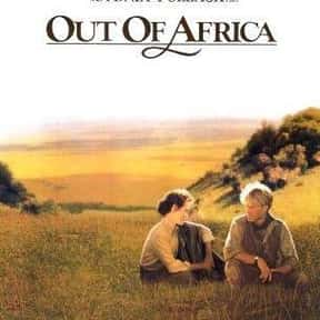 Out of Africa is listed (or ranked) 8 on the list The Best Meryl Streep Movies