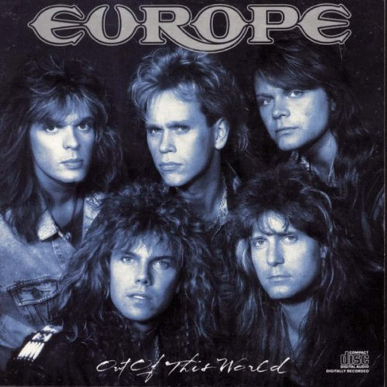 Out of This World is listed (or ranked) 1 on the list The Best Europe Albums of All Time