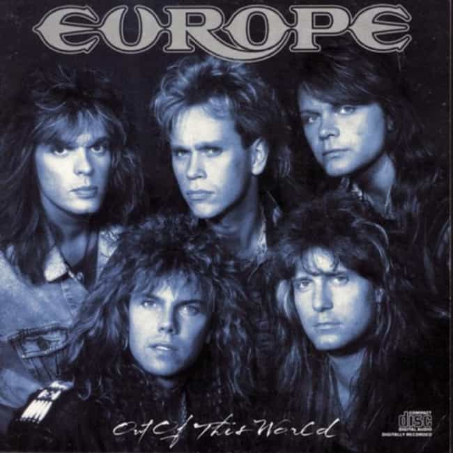 Out of This World is listed (or ranked) 2 on the list The Best Europe Albums of All Time