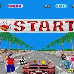 OutRun is listed (or ranked) 1 on the list The Best Arcade Racing Games Of All Time