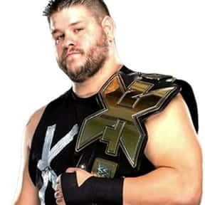 Kevin Owens is listed (or ranked) 17 on the list The Best Current Wrestlers in the WWE