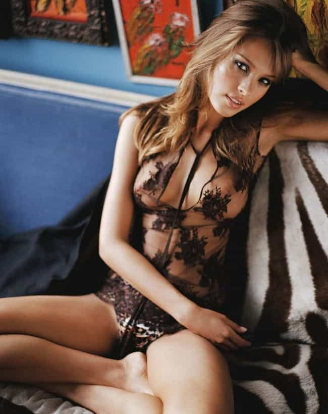 Petra Nemcova is listed (or ranked) 8 on the list Victoria's Secret's Most Stunning Models, Ranked