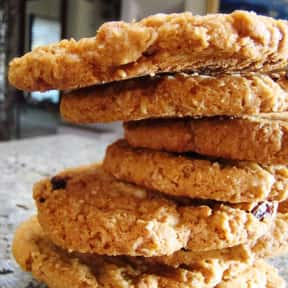 Oatmeal Raisin Cookie is listed (or ranked) 14 on the list The Very Best Types of Cookies, Ranked