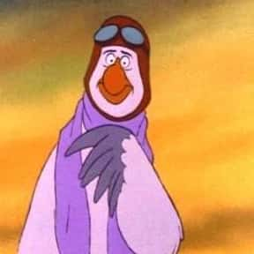 Orville is listed (or ranked) 25 on the list The Best Bird Characters In Cartoons And Comics