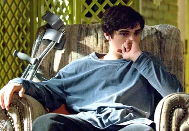 Walter White Jr. is listed (or ranked) 4 on the list Every Depiction of Physical Disability In US Television