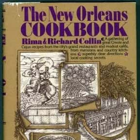 The New Orleans Cookbook is listed (or ranked) 21 on the list The Most Must-Have Cookbooks
