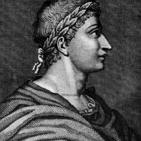 Ovid is listed (or ranked) 20 on the list The Greatest Poets of All Time