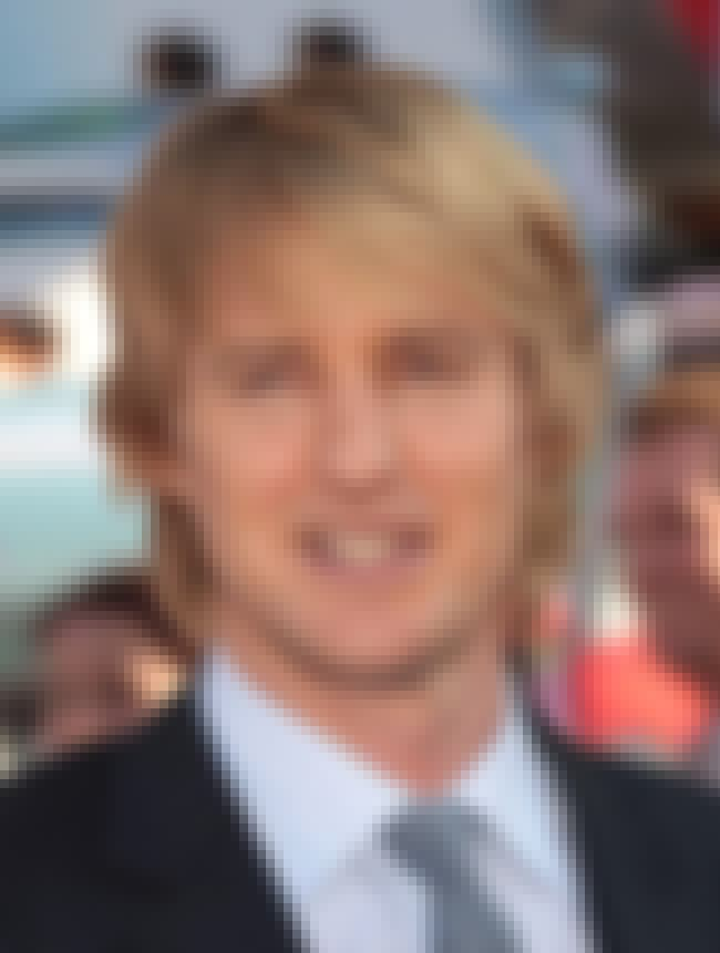Owen Wilson is listed (or ranked) 5 on the list Men Who Gina Gershon Has Dated