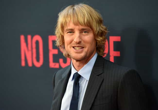 Owen Wilson is listed (or ranked) 2 on the list Famous People Who Went to Military School