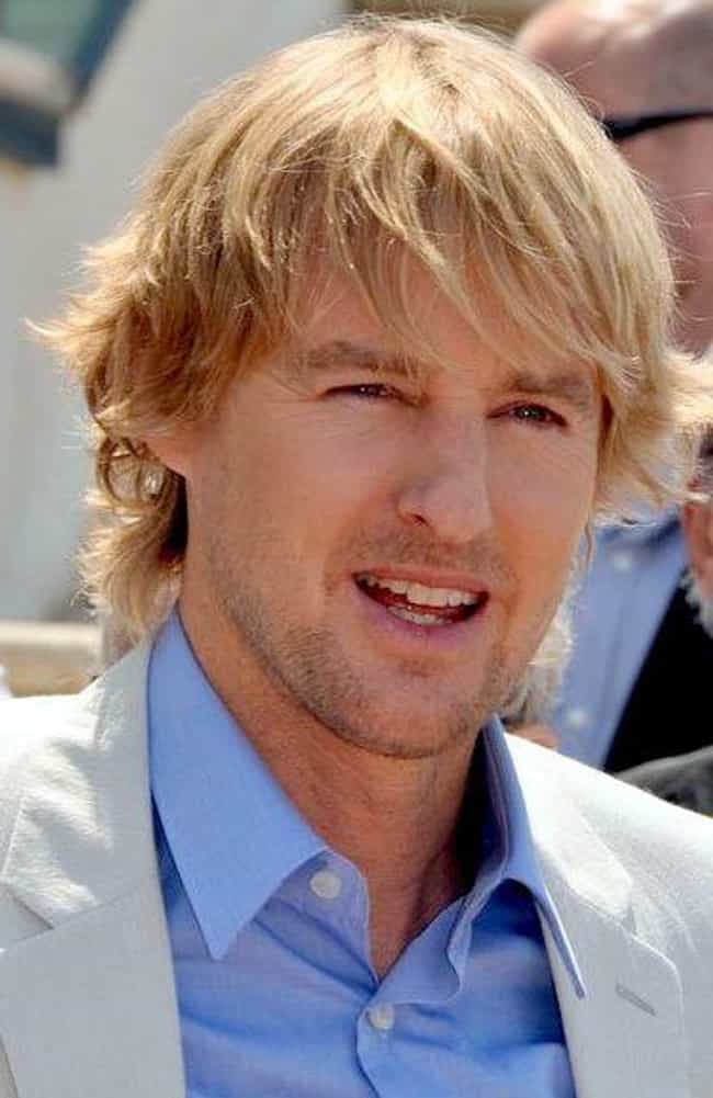 Owen Wilson is listed (or ranked) 4 on the list 20 Famous People Who Have Love Children