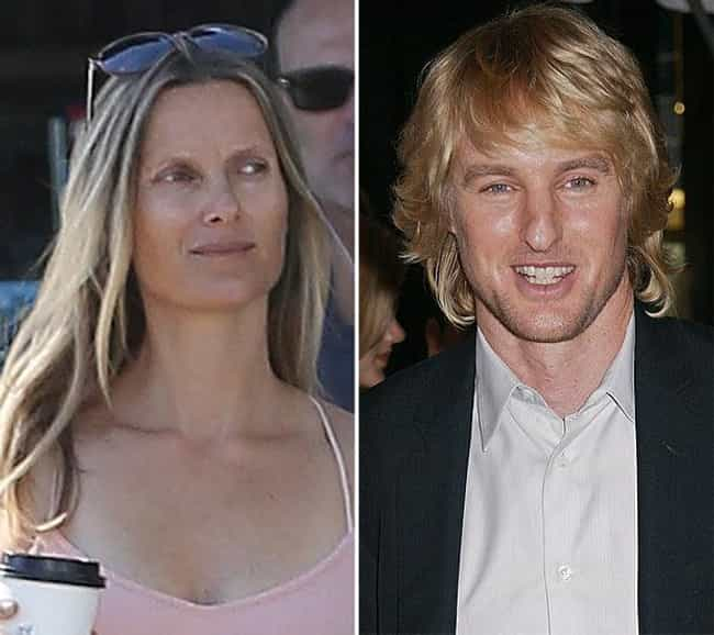 Owen Wilson is listed (or ranked) 4 on the list 30 Famous People Who Have Love Children