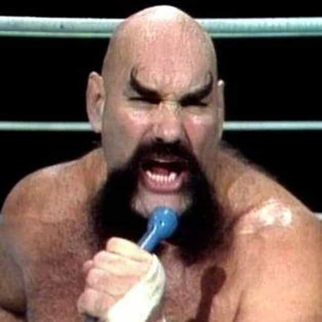 Ox Baker is listed (or ranked) 3 on the list The Best Mustaches in Wrestling History