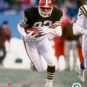 Ozzie Newsome is listed (or ranked) 1 on the list The Best Cleveland Browns Tight Ends Of All Time
