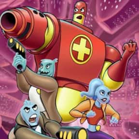 Ozzy & Drix is listed (or ranked) 13 on the list Kids' WB TV Shows/Programs