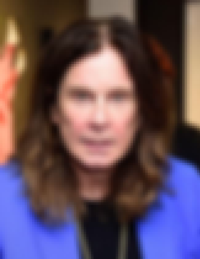 Ozzy Osbourne is listed (or ranked) 3 on the list Celebrities Who Have Aged the Worst