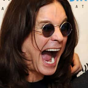 Ozzy Osbourne is listed (or ranked) 8 on the list List of Famous Lyricists