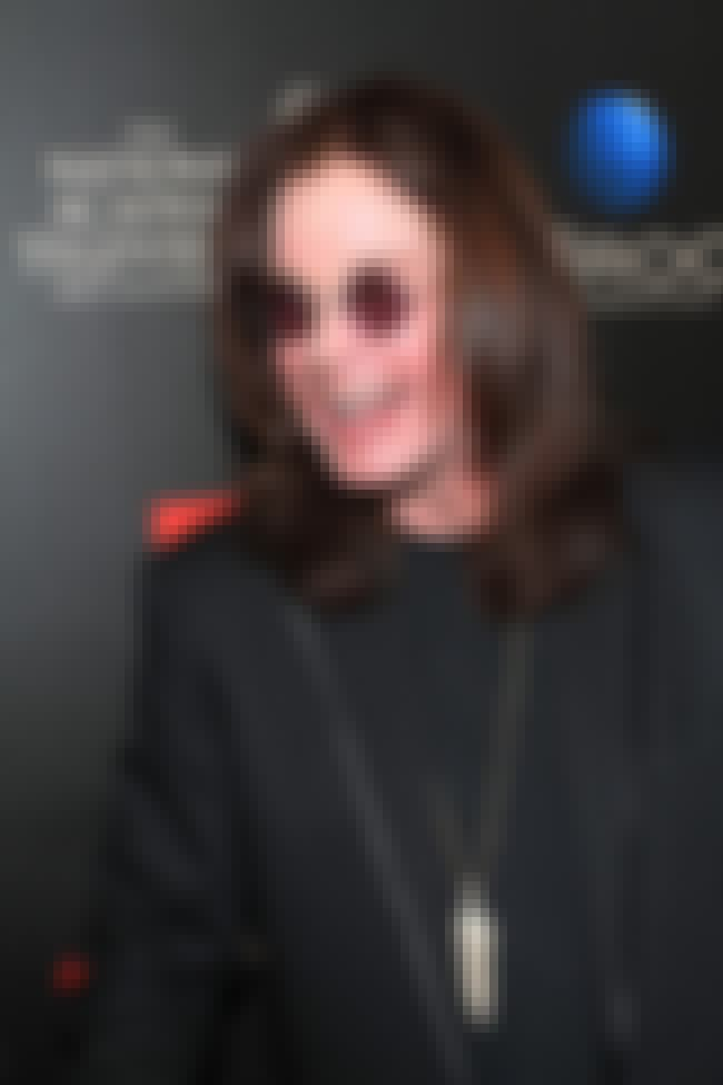 Ozzy Osbourne is listed (or ranked) 2 on the list Famous People Who Have Been Reported Missing