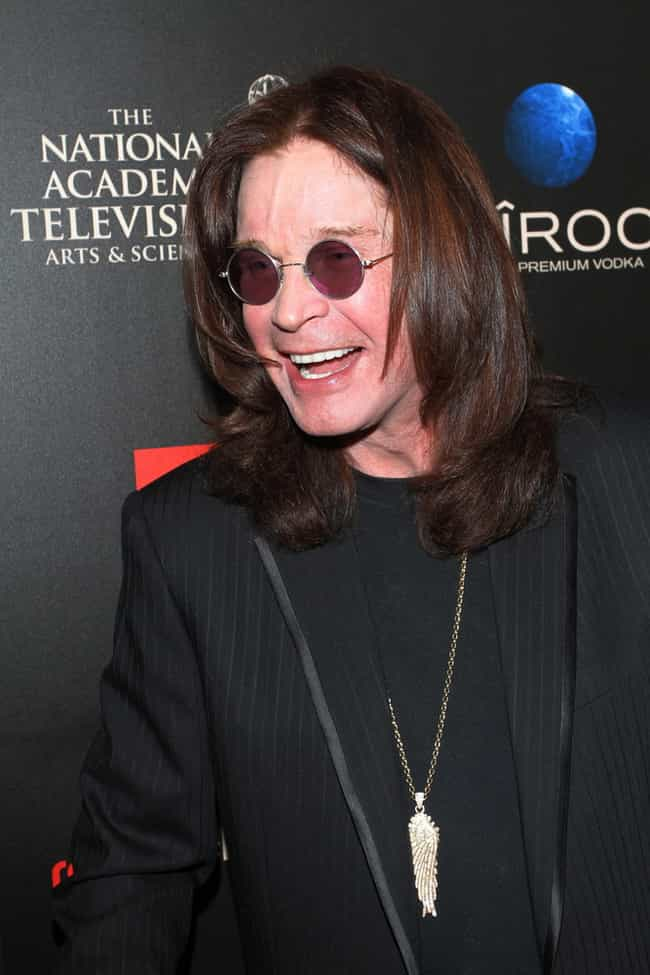 Ozzy Osbourne is listed (or ranked) 3 on the list Famous People Who Have Been Reported Missing
