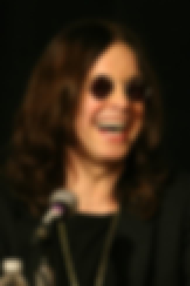 Ozzy Osbourne is listed (or ranked) 2 on the list 18 Celebrities Who Have Been in a Coma