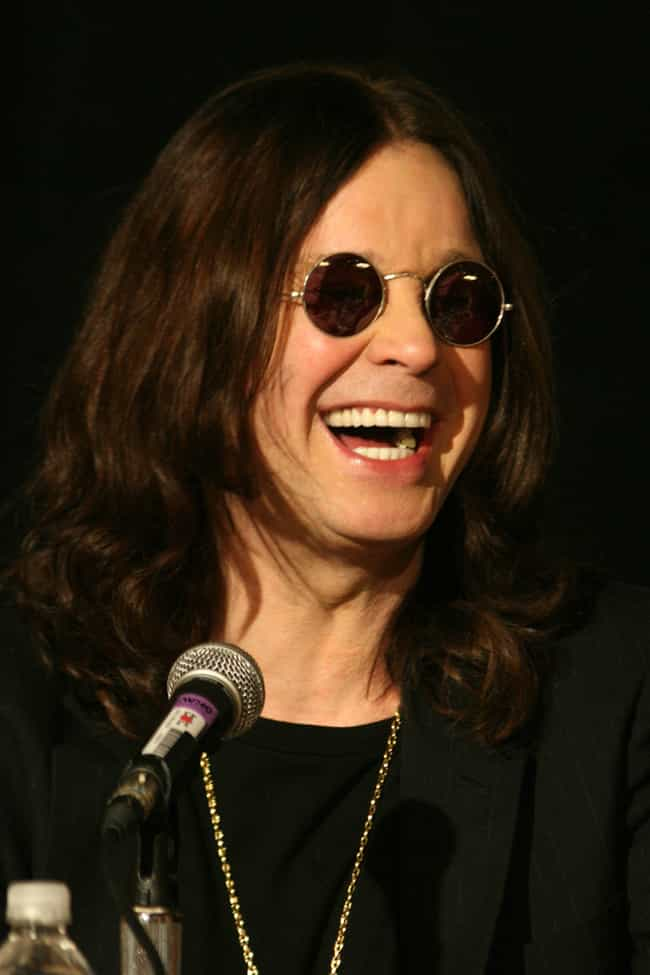 Ozzy Osbourne is listed (or ranked) 4 on the list Famous Musicians Who Once Had Terrible Day Jobs