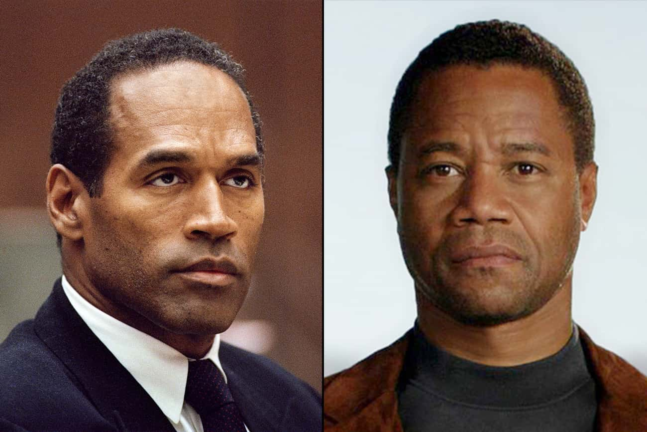 "O.J. Simpson Is ""Stressing Out"" Over TV Show"