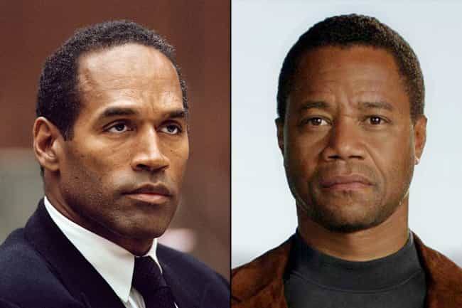O. J. Simpson is listed (or ranked) 1 on the list How Insiders Have Reacted to the OJ Show