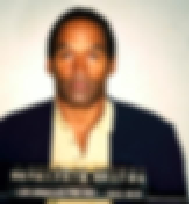 O. J. Simpson is listed (or ranked) 1 on the list The All-Time Most Surprising Acquittals