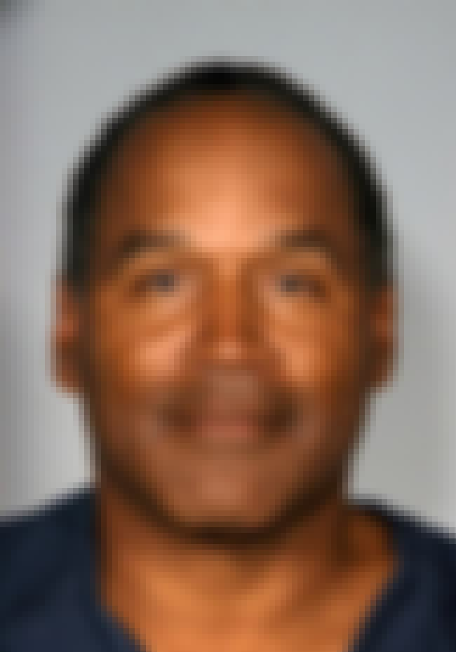 O. J. Simpson is listed (or ranked) 1 on the list Accused Murderers: Where Are They Now?