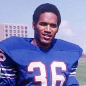 O. J. Simpson is listed (or ranked) 2 on the list The Best Buffalo Bills Running Backs of All Time