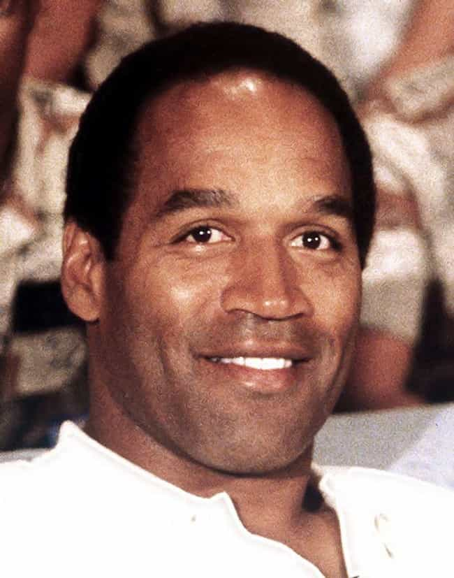 O. J. Simpson is listed (or ranked) 3 on the list Athletes Who Have Killed People